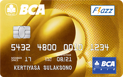 BCA Card Gold