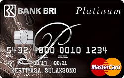 BRI MasterCard Platinum