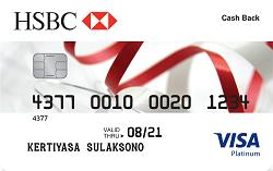 HSBC Platinum Cashback