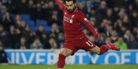 Jordan Henderson bela Mohamed Salah saat dicemooh fans Brighton