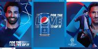 Lionel Messi adu skill dengan Mohamed Salah di iklan terbaru mereka