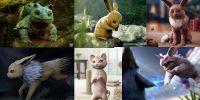 Begini kira-kira penampakan 20 tokoh Pokemon jika hidup di dunia nyata