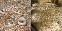 Arkeolog ini butuh 36 tahun selesaikan miniatur Roma Kuno, bikin kagum