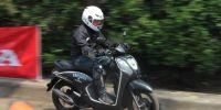 Honda Genio, skutik baru bergaya casual fashionable