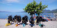 3 Keindahan Eddy's Point di Pulau Siau, Sitaro ini tak boleh terlewat