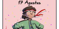 7 Komik kocak macam-macam lomba 17 Agustus ini bikin ngakak
