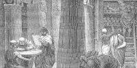 5 Peradaban kuno ini ternyata sudah punya perpustakaan besar