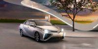 Mobil hydrogen, mobil masa depan dengan teknologi terbaru
