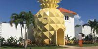 Gini jadinya kalau rumah Spongebob Squarepants ada di dunia nyata