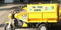 Injak tusuk sate, petugas pengangkut sampah ini meninggal dunia