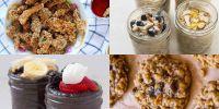 4 Resep oatmeal sehat ini bisa dibuat sendiri di rumah, mudah & enak