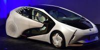 LQ Concept, mobil canggih masa depan dari Toyota
