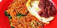 Sensasi 21 makanan terpedas di dunia, ada yang dari Indonesia