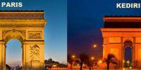 26 Destinasi wisata di Indonesia ini mirip dengan di luar negeri