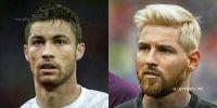 10 Potret gabungan wajah Cristiano Ronaldo & tokoh tenar lain, keren!