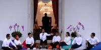 7 Staf khusus Presiden ini berasal dari kalangan milenial