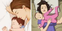 10 Momen ini gambarkan apa yang dirasakan orang tua setelah punya anak