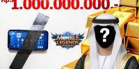 Wow! Akun Mobile Legends ini terjual dengan harga Rp1 miliar