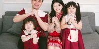 5 Potret Baby Moonella rayakan Tahun Baru Imlek, gemesin banget