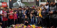 Potret 6 kota kala mengenang sang legendaris basket Kobe Bryant