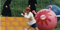 Inilah 10 tantangan di Benteng Takeshi yang paling sulit ditaklukkan