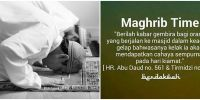 Tata cara sholat maghrib beserta niat, bacaan, dan keutamaannya