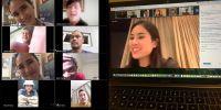 Keseruan video call 6 seleb Tanah Air, lepas kangen dengan #DiRumahAja