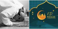 Tata cara sholat Idul Fitri beserta doa dan tuntunan sunahnya