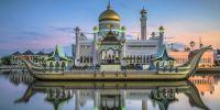 Salah satu negara terkaya di dunia ini terletak di Asia Tenggara