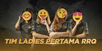 4 Potret personel RRQ Hikari, pro player wanita PUBG Mobile