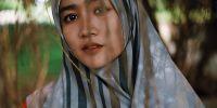 4 Potret Febby Rastanty saat kenakan hijab, anggun dan memesona