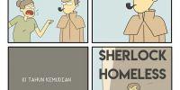 10 Komik strip kocak plesetan judul film ini bikin gagal fokus