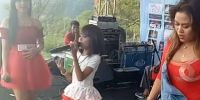 Bunga Salsabila, YouTuber cilik yang viral lewat video berbahasa Jawa