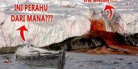 5 Penemuan aneh di Antartika ini masih menjadi misteri hingga sekarang