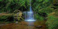 Menelusuri keindahan Air Terjun Parang Ijo yang memanjakan mata