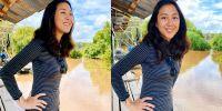 7 Potret Sherina tanpa polesan make up, simpel dan tetap memesona