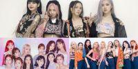 Inilah peringkat girl group K-Pop terpopuler pada bulan Juli 2020