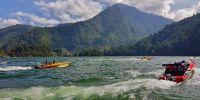 Menyusuri keindahan Telaga Sarangan di Magetan, Jawa Timur