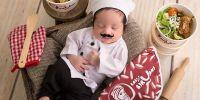 6 Potret menggemaskan baby Gala, putra Vanessa Angel & Bibi Ardiansyah