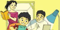 7 Tips bagi orang tua untuk menjaga kondisi mental anak saat pandemi