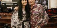 7 Potret harmonis Ahmad Albar & Dewi Astuti, pasangan terpaut 37 tahun