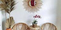 5 Desain cermin untuk hiasan dinding, ruangan semakin luas dan estetik
