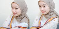 7 Potret anggun Rintik Sedu, penulis novel idola masa kini