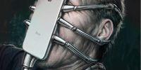 6 Potret karikatur manusia yang kian bergantung pada gadget, miris