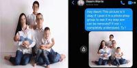 Minta jasa edit hilangkan foto anak tiri, ibu ini tuai kecaman netizen