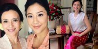 9 Pesona Luki Ariani, mama Sherina Munaf yang cantik dan awet muda