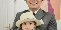 12 Momen Ridwan Kamil saat mengasuh sang anak ini bikin senyum sendiri