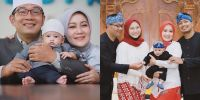 10 Potret keluarga Ridwan Kamil bersama sang putra angkat, manis abis