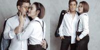7 Potret manis pemain sinetron Ikatan Cinta dengan pasangan aslinya