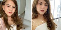 7 Potret Evelyn Nada Anjani dengan rambut panjang, feminin dan anggun